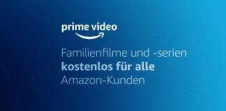 Amazon Prime Video Familienfilme gratis