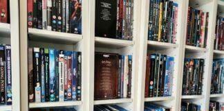 Blu-ray und Ultra HD Blu-ray