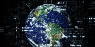 Internet Erde