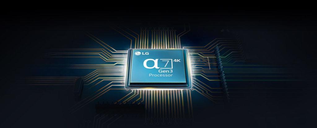 LG NanoCell SoC 2020
