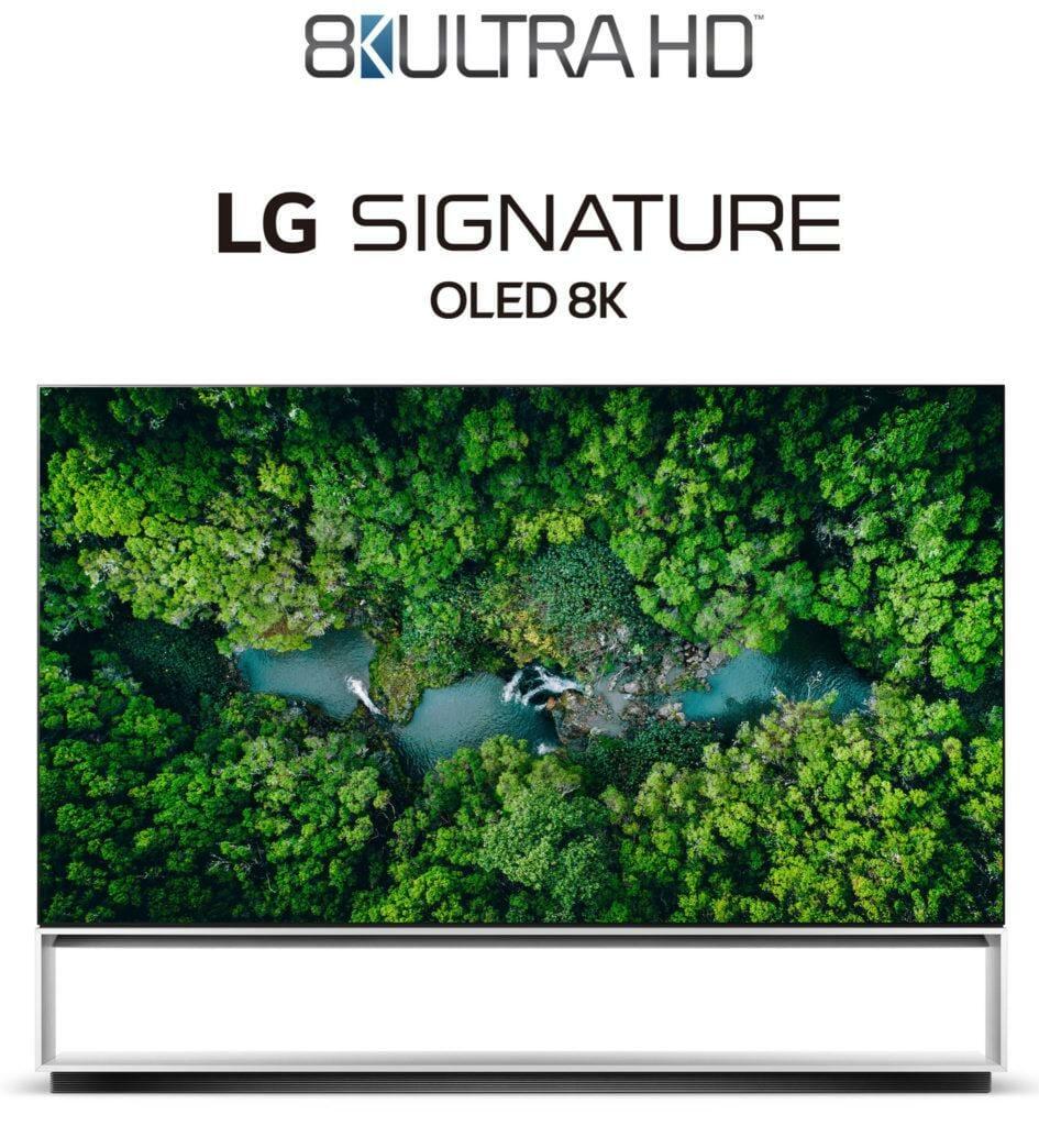 LG Signature 8K