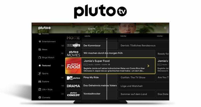 PlutoTV Neu