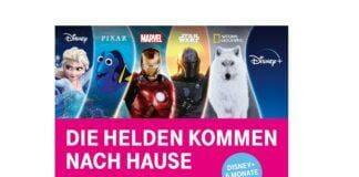 Telekom Disney+