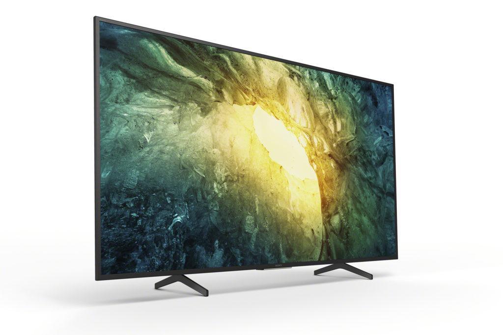 Der günstige Einstieg: Sony XH70 4K LCD TVs