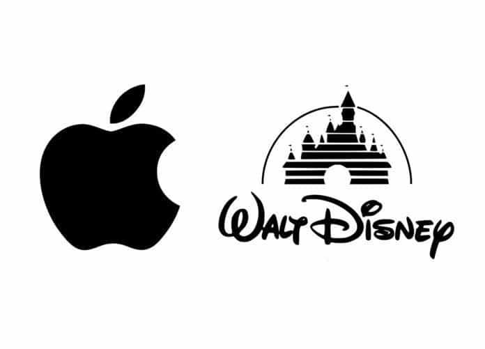 Kauf Apple Walt Disney? Ein Analyst denkt, jetzt ist der richtige Zeitpunkt | Bild: Apple / Walt Disney