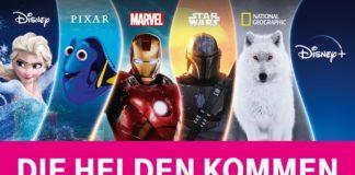 Deutsche Telekom und Disney+