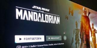 """Dolby Atmos wie hier bei """"The Mandalorian"""" funktionert auf Disney+ aktuell nicht"""