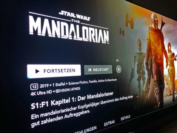 Dolby Atmos wie hier bei