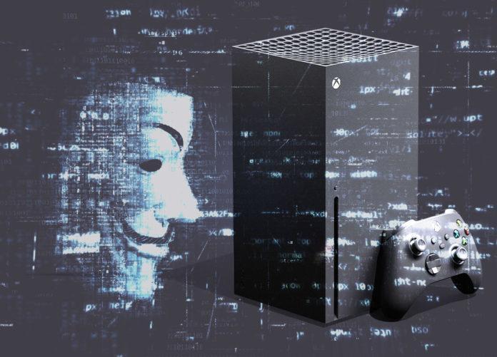 Hacker Xbox Series X GPU AMD