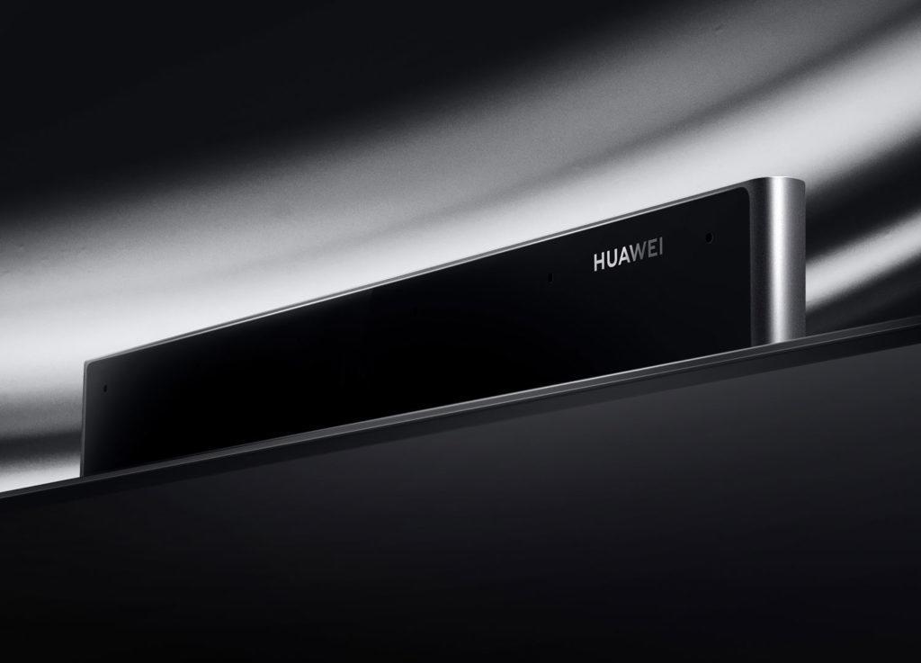 Huawei 4K Fernseher Pop-Up Kamera