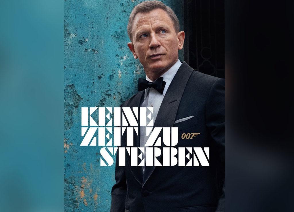 """Der Kinostart von """"James Bond: Keine Zeit zu sterben"""" verschiebt sich leider auf November 2020"""