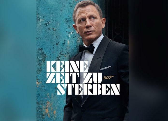 James Bond Keine Zeit Zu Sterben Kinostart