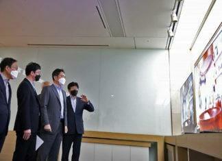QD-OLED Samsung 2020