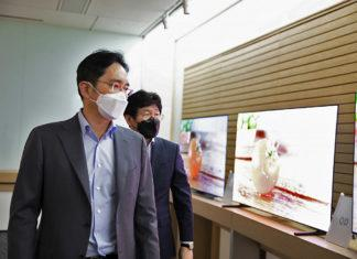 Samsung Quantum Dot OLED TV