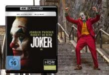 Joker auf 4K Blu-ray im Test