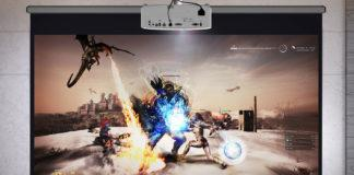 Der Optoma UHD42 ist der weltweit erste 240Hz Gaming-Projektor || Bild: Optoma