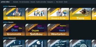 Über 1.100 kostenlose Bildungsfilme für Amazon Prime Abonnenten