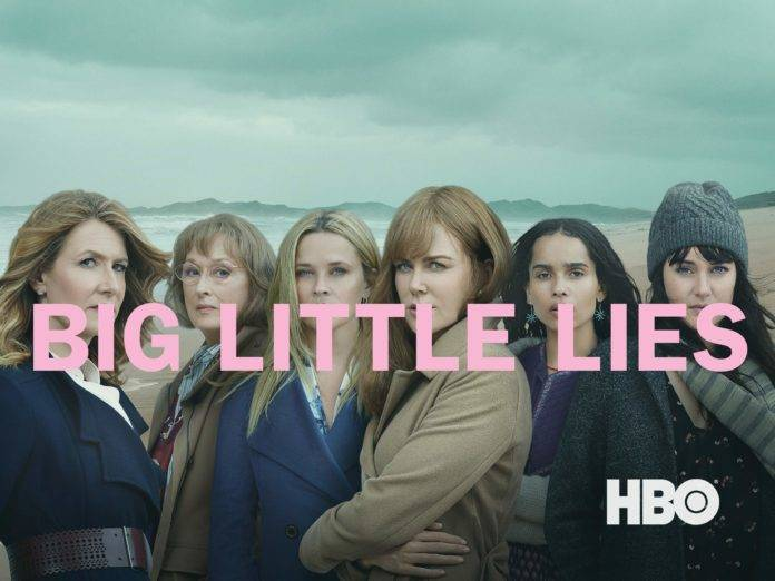 Big Little Lies Banner