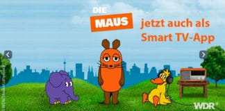 Die Maus Smart TV App