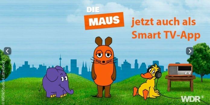 Die Maus Smart TV App