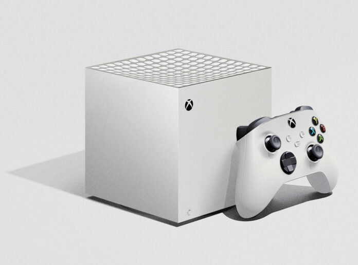 Microsoft Xbox Series S Pro