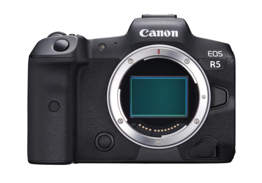 Canon EOS R5 Body 4K/120fps und 8K/60fps