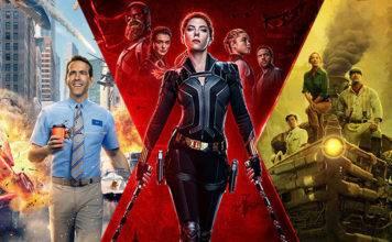 """Disney verschieb unzählige Kinostarts wie z.B. """"Free Guy"""", """"Black Widow"""" oder """"Jungle Cruise"""""""