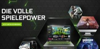 Weniger Spiele GeForce Now