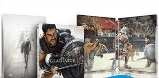 Gladiator 4K Blu-ray Steelbook Nummer 2