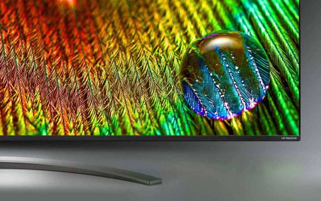 Die NanoCell Technologie soll naturgetreue Farben und einen breiten Blickwinkel abliefern