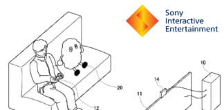 Patent Roboter-Freund Playstation Sony