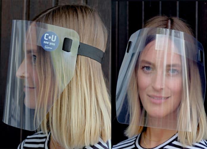 Mal was anderes: Sonopress fertigt Gesichtsschutze parallel zur Blu-ray-Produktion