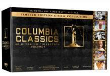 """Sony veröffentlicht die """"Classics 6-Film-Collection Vol. 1"""" auf 4K Blu-ray"""