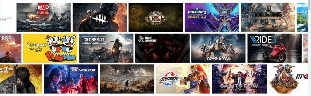 Aktuell schrumpft eher die Spieleauswahl auf GeForce Now