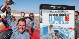 Test Le Mans 66 4K Blu-ray