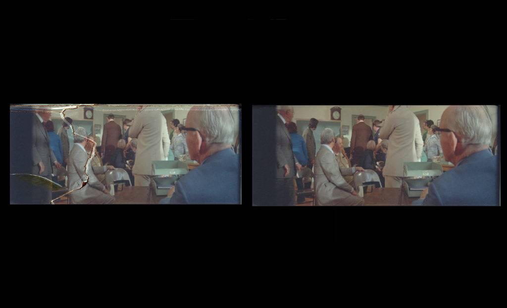 """Die 4K Restaurierung des analogen Filmmaterials von """"Der weiße Hai"""" war nicht einfach"""