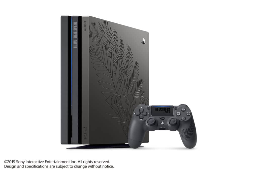 PS4 Pro Last of Us Part 2