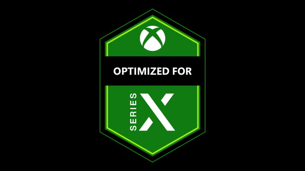 Xbox Series X Badge