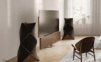 Der 8K OLED BeoVision Harmony von B&O Kostet über 40.000 Euro!