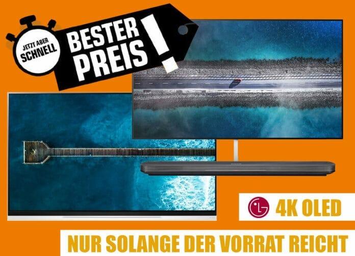 4K OLED TVs zum absoluten Bestpreis bei den 60-Minuten-Deals auf Saturn.de