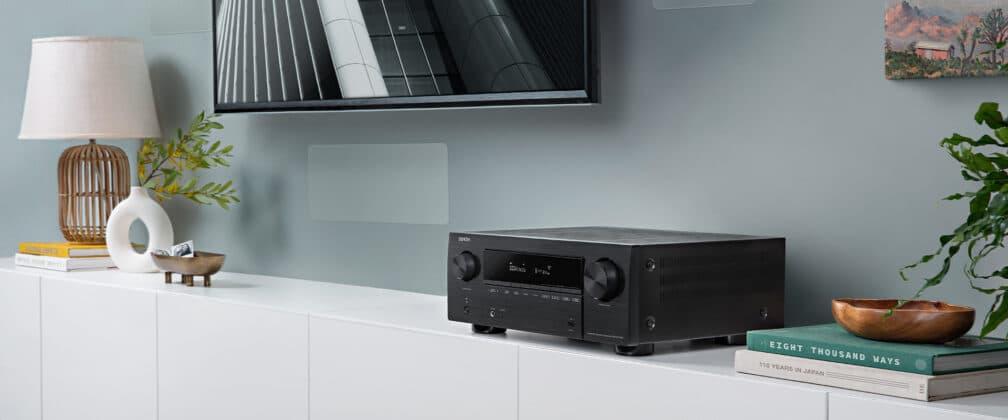 Maße und Design gleichen dem Vorgänger AVC-X3600H