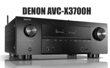 AVR-X3700H AV-Receiver mit HDMI 2.1 Denon
