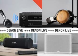Denon Live Event Youtube Facebook