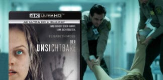 Der Unsichtbare 4K Blu-ray Dolby Atmos