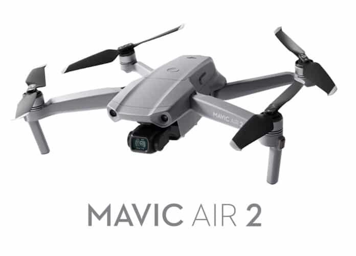 Mehr als ein Spielzeug: Die DJI Mavic Air 2 mit 4K/60p Videos, HDR, 8K Hyperlapse uvm.