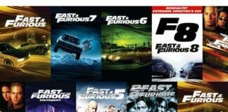 """Alle """"Fast & Furious"""" Filme stehen für kurze Zeit in 4K/HDR-Qualität für 3.99 Euro zum Kauf"""