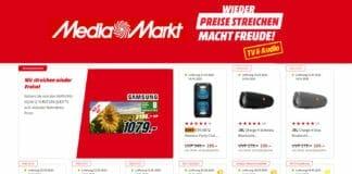 Mediamarkt streicht die Preise! Highlight-Angebot: 75 Zoll 4K QLED für 999 Euro!