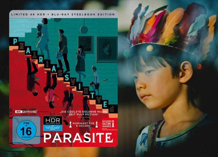 Parasite 4K Blu-ray Test