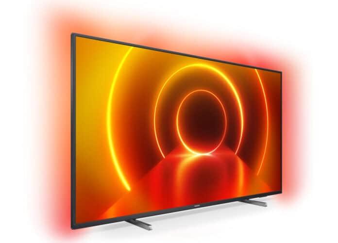 Philips 7805 4K Fernseher Ambilight