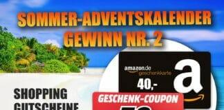 Gewinnspiel Einkaufs-Gutscheine Amazon MediaMarkt